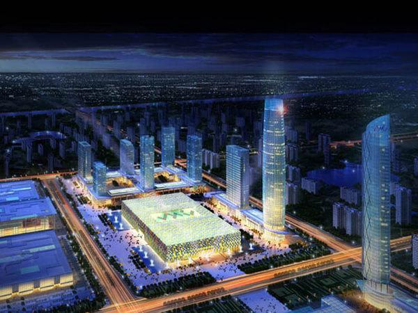 西安华南城-外观图1