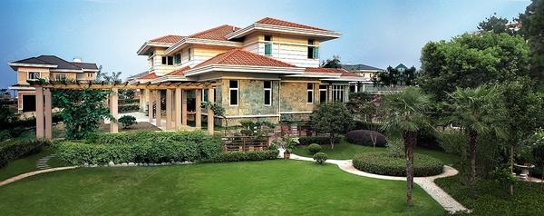 F、天下独栋别墅美景园占地面积600平 花园均带土地证-室外图-362189772