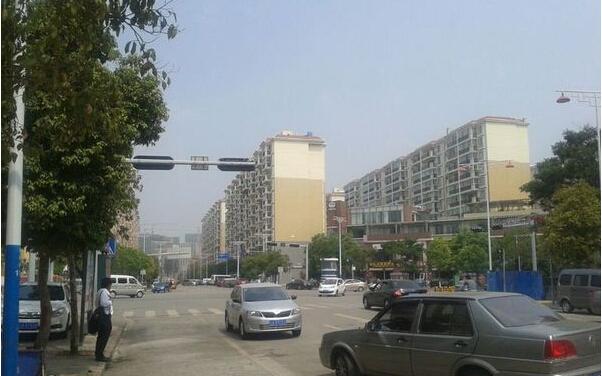 广福商业中心商铺