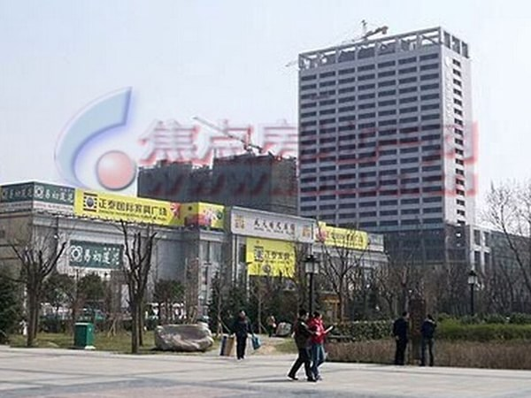 唐延国际中心-外观图1