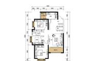 联想科技城 现房即买即住 带武城小学低首付 西南端头房-室内图-7