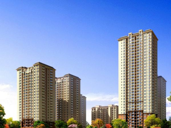 尚源郦城 首付12万户型好 明厨明卫位置好-室外图-363114993