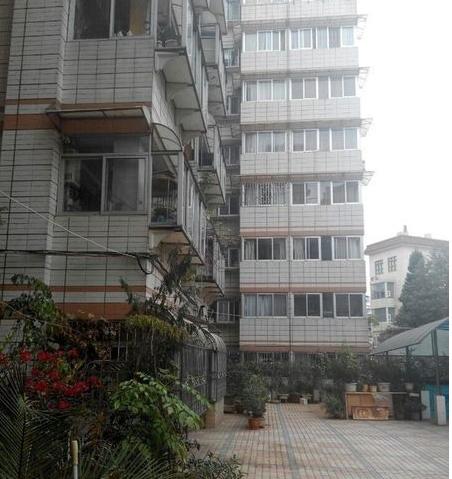 翠湖边省政协单位宿舍