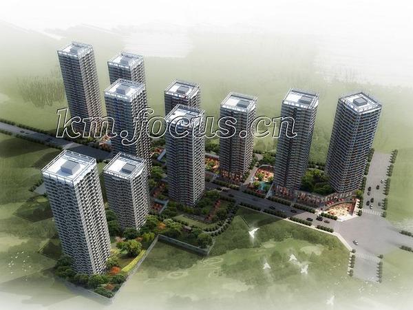 吴井路 春城路 环城南路 三大商圈围绕 一手现房均价七千二-室外图-333444555