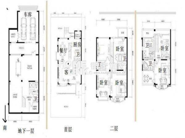 亚运新新家园-户型图5