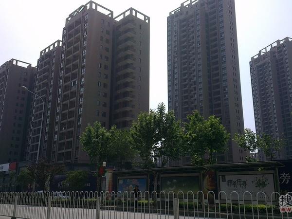 鼎盛华城-外观图1