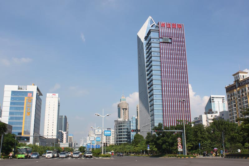 卓远国际商务大厦