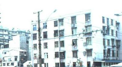 汉正街多福路小区