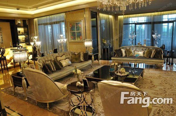 星河湾半岛,顶级江景豪宅,超豪华装修,尽享尊贵奢华.-室内图-2