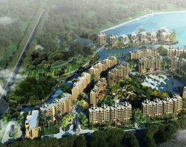 三亚海棠湾六和悦城二期