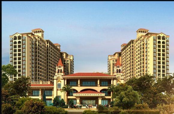 龙沐湾1号海景公馆-外观图1