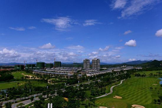 雅居乐·清水湾蔚蓝海岸-外观图1