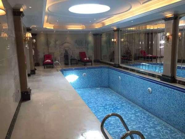别墅室内游泳池设计