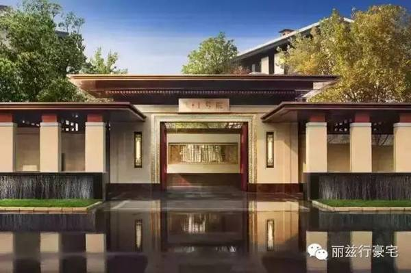 带300精装中式花园,新中式合院,仅需2200万!堪比远洋天图片