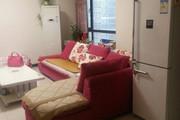 华城国际 2室1厅72平 自住房 家电齐全 交通方便