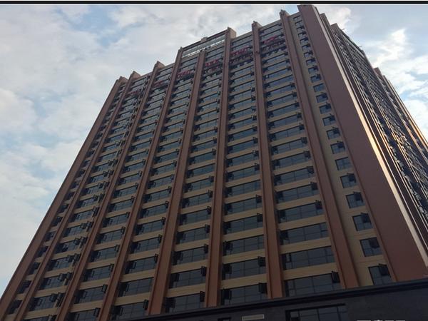 首付6万用公城积金贷款二环现房金泰国际70年产权红旗小学-室外图-363114824