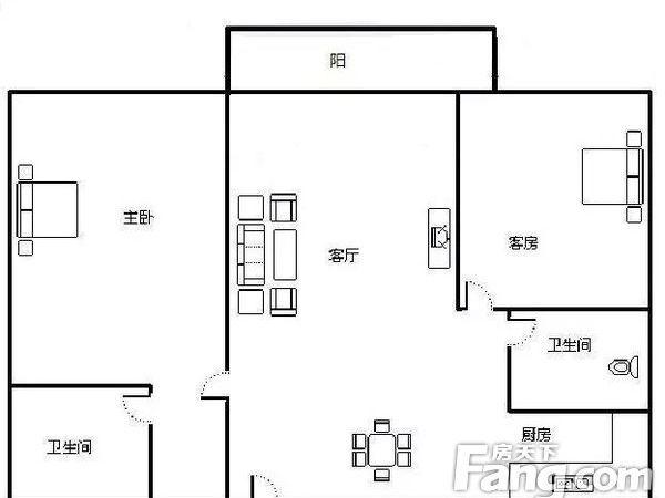 凤凰水城-户型图8