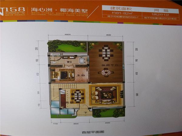 珊瑚宫殿别墅-户型图8