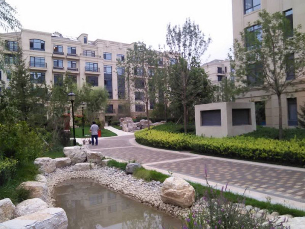 [我爱我家 相约米兰] 翡翠山 价值洼地 低密花园洋房 高端豪宅-室外图