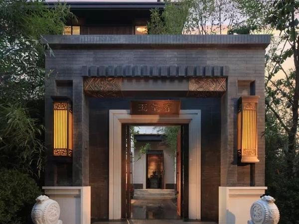 北京院子二手房 业主诚意出售 新中式风格别墅 双车位