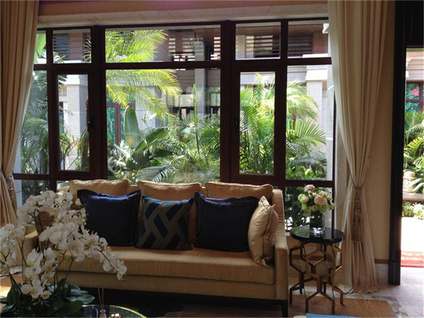 清水湾独栋mini别墅 买地上一层送地下一层-室内图-2