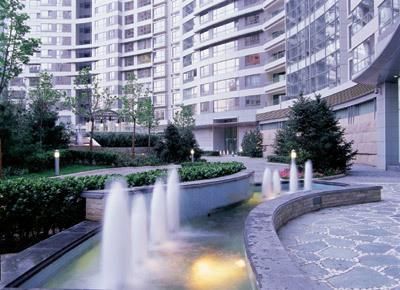 [麦田认证房] 麦田在线万豪国际公寓带露台.稀缺.靠近国贸核心中国尊