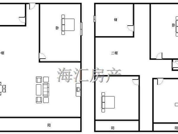 裕昌太阳城-户型图7