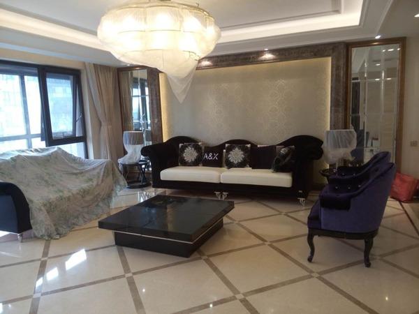 [麦田认证房] 大美如园,豪华装修,随时看房,配套齐全,中心位置