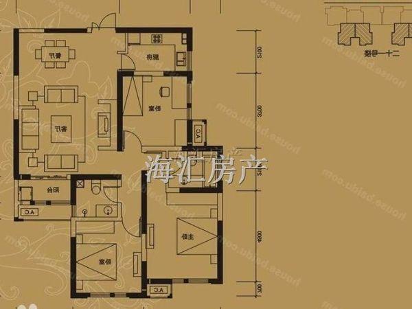 白桦林间-户型图6