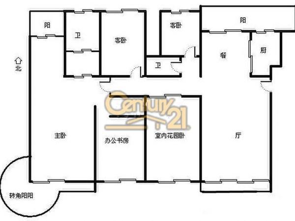 曲江南苑-户型图6