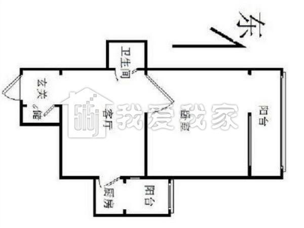 北京二手房出售 西城二手房 德胜门二手房 六铺炕一区 > 房源详情