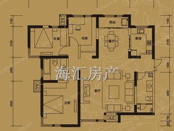 白桦林间-户型图8