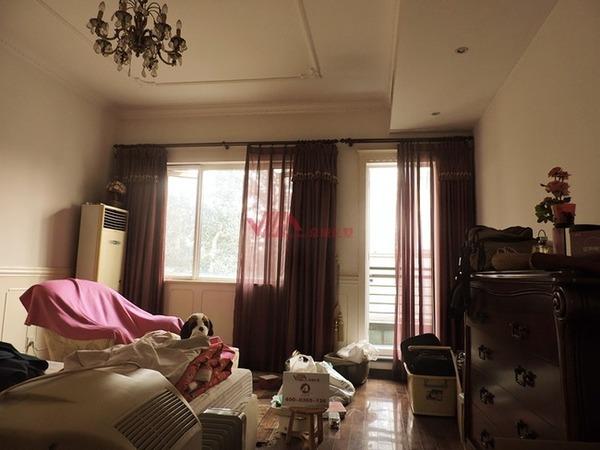 京城亿墅别墅康城一期联排别墅 前后花园 双南卧室 真实图片