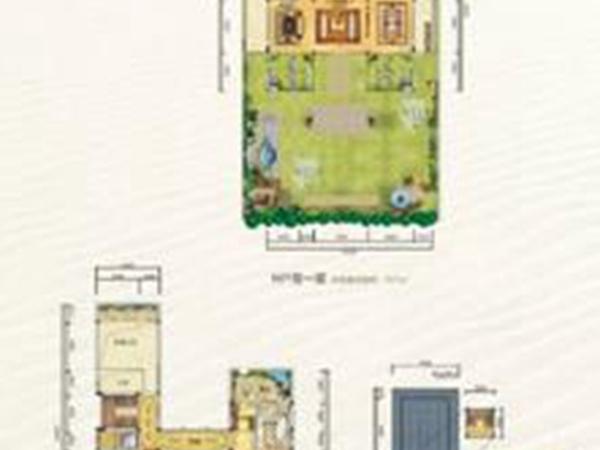 申亚·亚龙湾壹号-户型图4