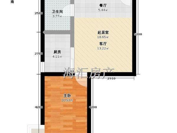 中海紫御华府·中海派-户型图7