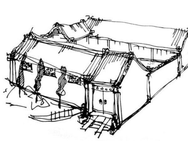 故宫手绘解析图