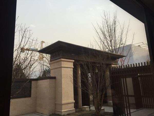 一手专场特价房,仅此一套;新中式合院;同看中粮瑞府万科观承图片