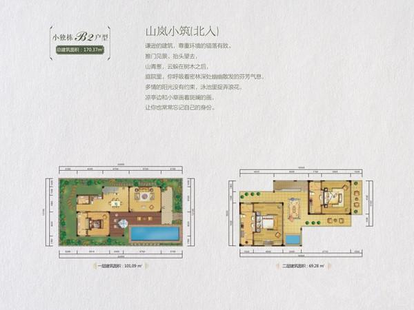 龙湾·雨林谷-户型图8