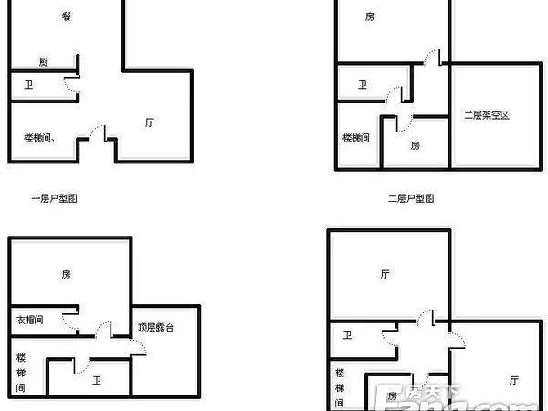 鲁能三亚湾美丽三区别墅-户型图7
