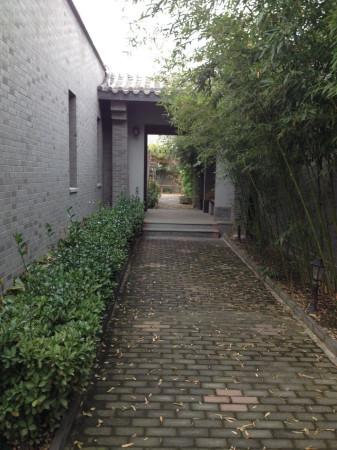 易郡山庄 平层 新中式四合院 精装修 花园400平米