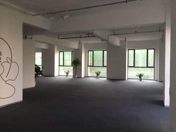 武昌徐东核心成熟商圈 繁华地段 200 1000平绝版写字楼-室内图-4