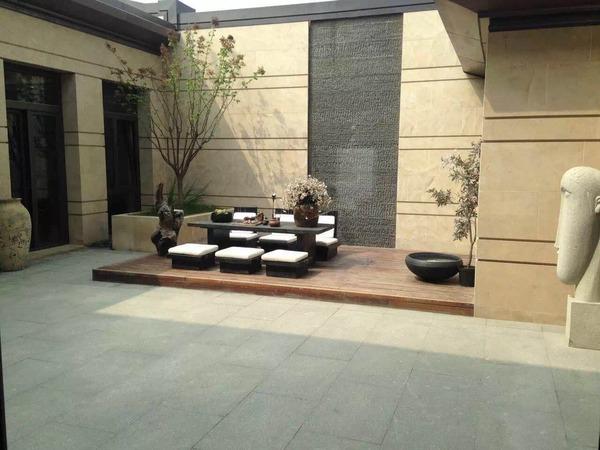 新中式四合院別墅,地上兩層設計,贈送330