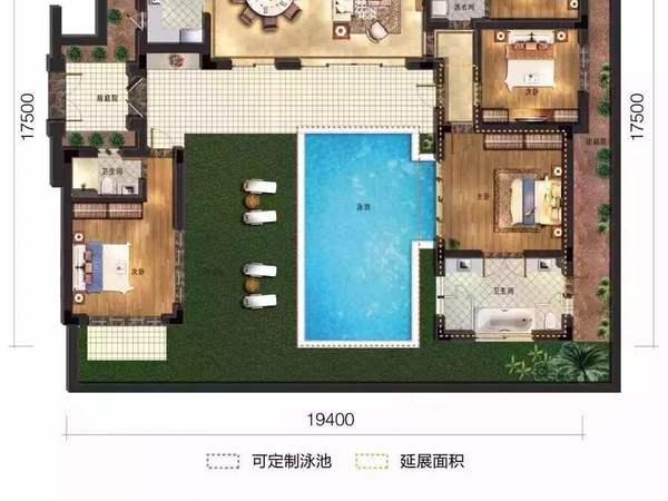 绿城清水湾别墅 首富马云在此与你共赏中国美海-室内图-11