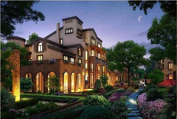 [我爱我家 相约米兰] 城市森林别墅 70年大产权 赠送部分超大