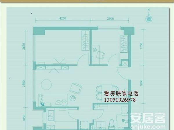 北京二手房出售 顺义二手房 后沙峪二手房 空港米兰花园 > 房源详情