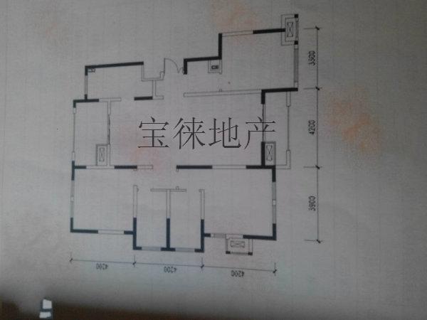 龙湖香醍国际社区-户型图7