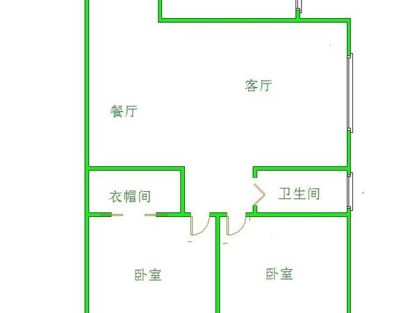 华清学府城-户型图4