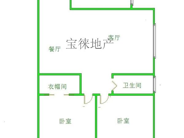 华清学府城-户型图5