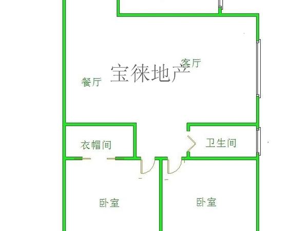 华清学府城-户型图6