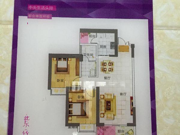 紫竹园-户型图3